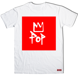 king pop red